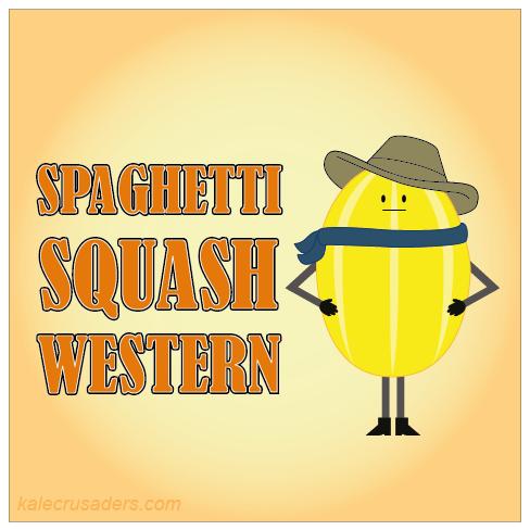 Spaghetti Squash Western, Spaghetti Western
