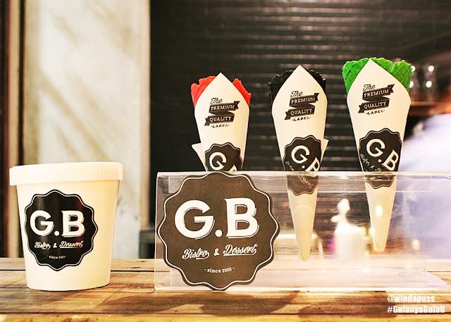 GB Bistro & Dessert Senayan City gulanyagulali