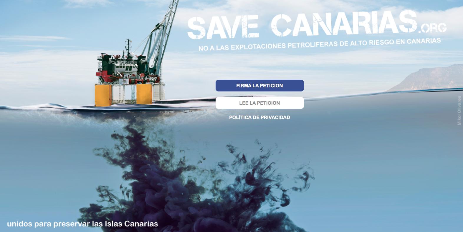 http://www.savecanarias.org/