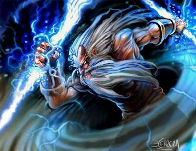 Dewa - Dewa dalam mitologi Yunani