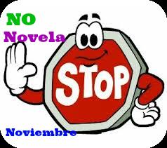 Noviembre: mes de la no novela