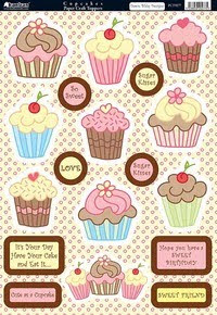 Dawn Bibby&#39;s Cupcake Collection