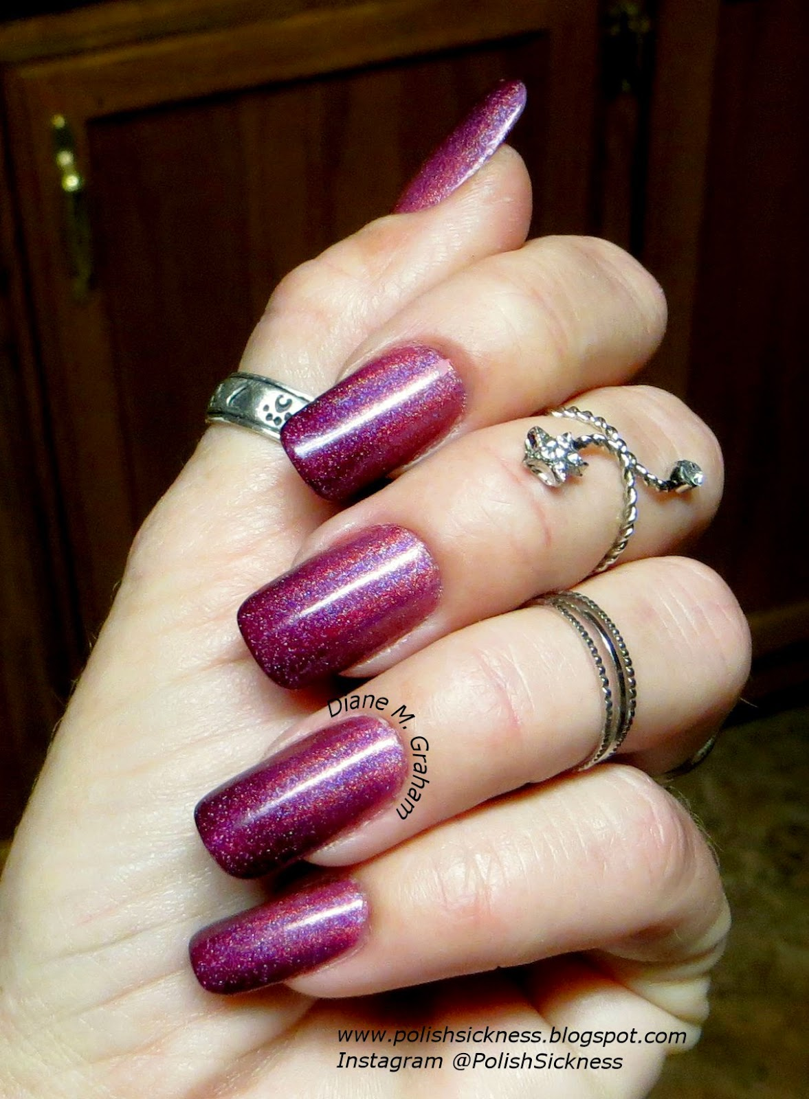 OPI DS Signature, OPI DS Extravagance gradient