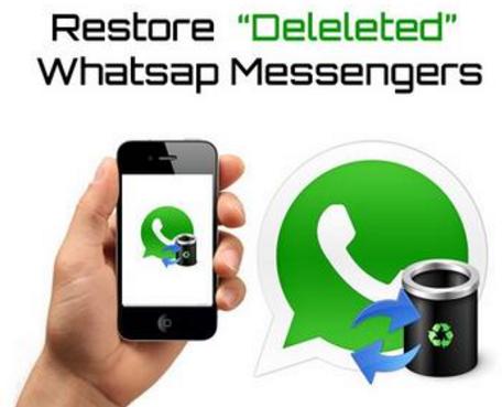 Whats App ke Delete Kiye Message ko Vapas Kaise Payen