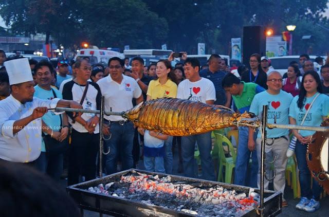 Gensan Tuna Festival Sugbahan