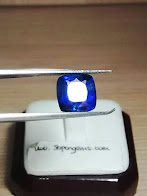 5,2ct NATURAL ROYAL BLUE SAPPHIRE