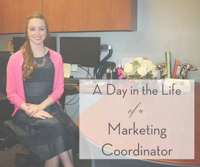 A Day in the Life of a Marketing Coordinator
