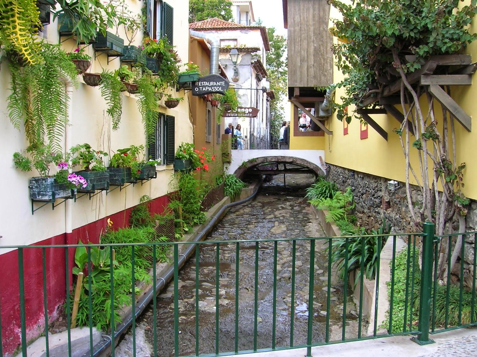 Casco Antiguo, Zona Velha, Funchal, Madeira, Portugal, La vuelta al mundo de Asun y Ricardo, round the world, mundoporlibre.com