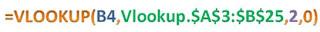VLOOKUP dan kode barang di LibreOffice Calc