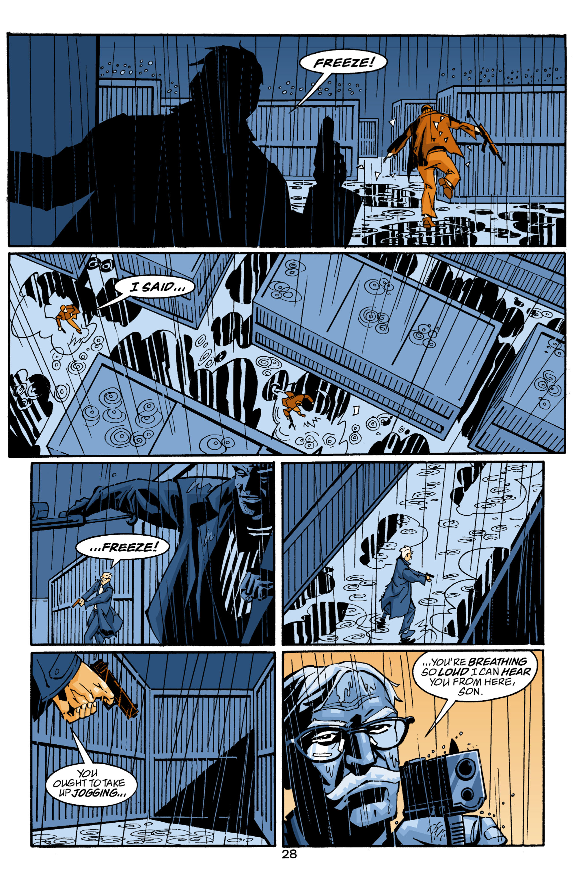 Detective Comics (1937) Issue #742 Page 29