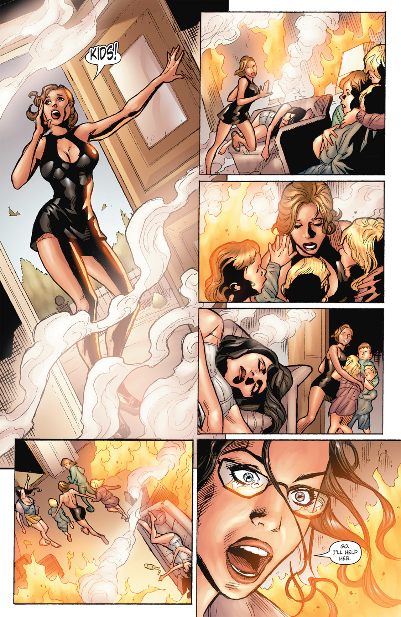 Grimm Fairy Tales (2005) Issue #39 #42 - English 19