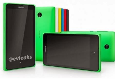 Nokia X dan Nokia XL sudah bisa dilihat di Situs Nokia Indonesia