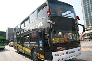 istanbul beylikdüzü otobüsü