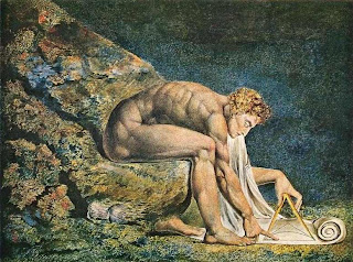 Newton de William Blake