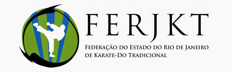 Federação do Estado do RJ de Karate-dô Tradicional