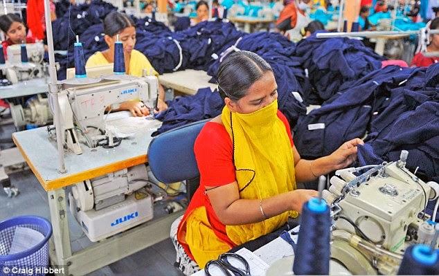 feminism, feminist shirt controversy, sweatshop labor
