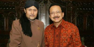 Foke marah, Adik iparnya dukung Jokowi
