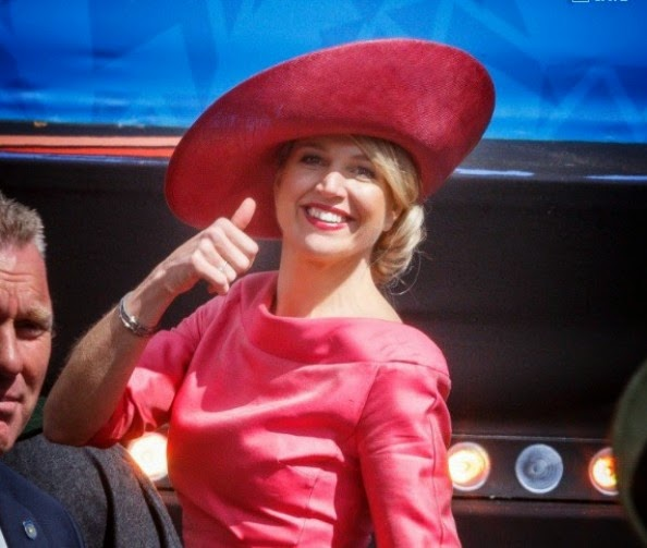 Queen Maxima Celebrated Her 44th Birthday