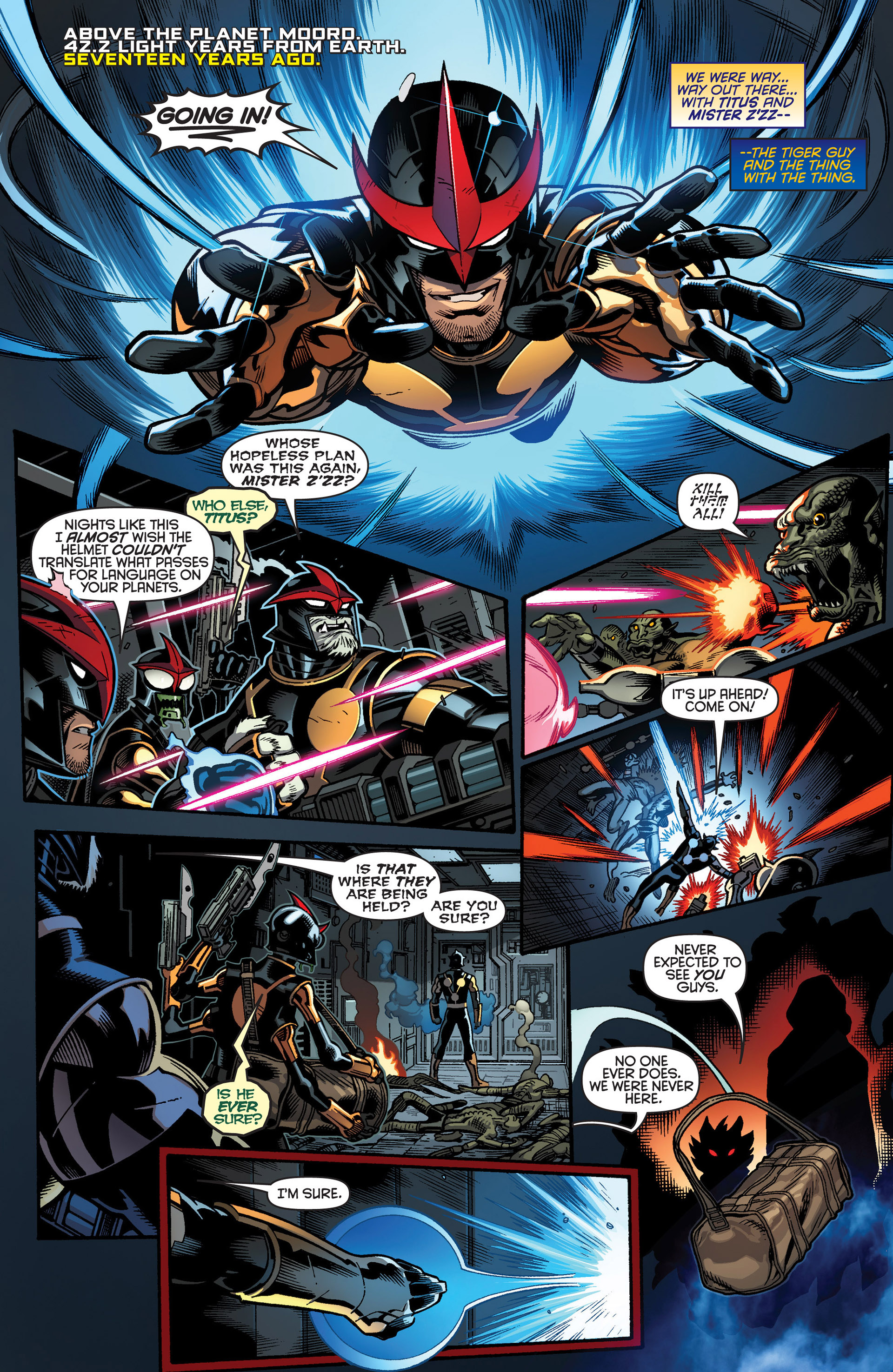 Nova (2013) - Chapter  1 | pic 4