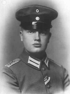 Prince Ernst Heinrich de Saxe 1896-1971