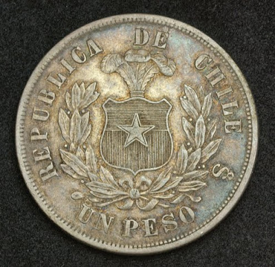 Chilean peso Silver Coins Investments