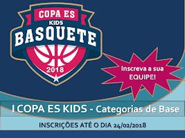 I COPA ES KIDS DE BASQUETE