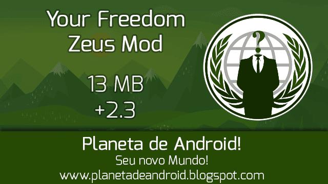 descargar your freedom apk (zeus mod)
