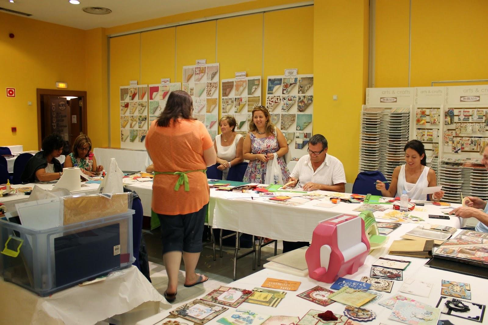 Blog Decoman Bellas Artes Y Manualidades Fotos De Madrid 13 Y  ~ Cursos De Manualidades En Madrid