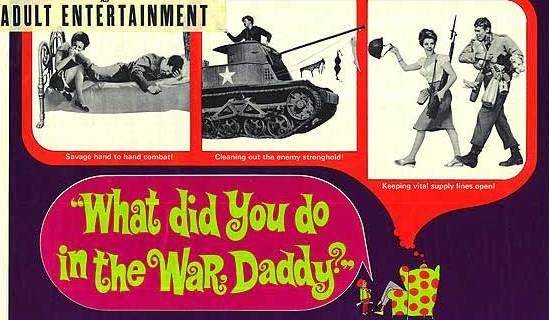 ¿Qué hiciste en la guerra, papá?, película
