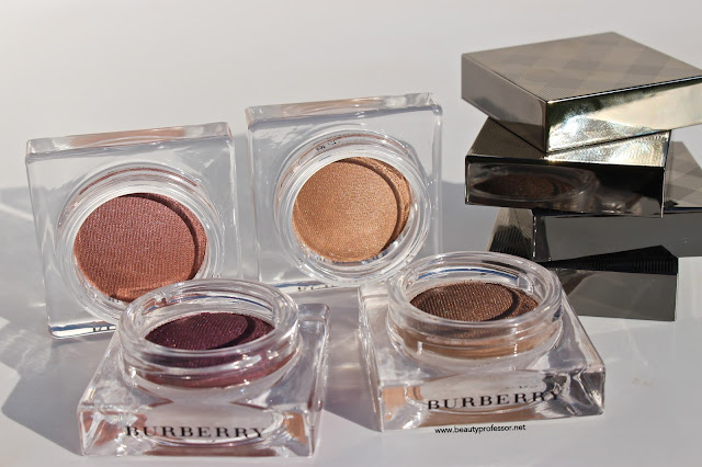 burberry eye color cream swatches