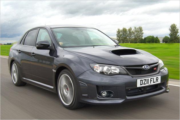 subaru wrx sti horsepower. Subaru UK offers the WRX STI