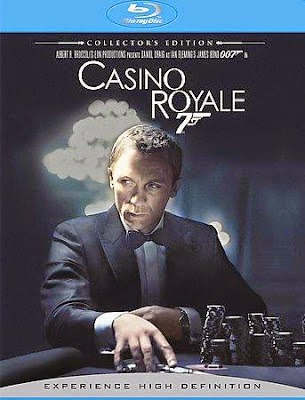 Casino Royale (2006) Dual Audio [Hindi English] BRRip 720p