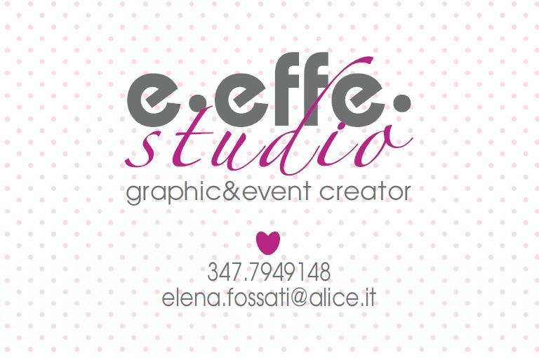 Elena Fossati- Event&Graphic Designer
