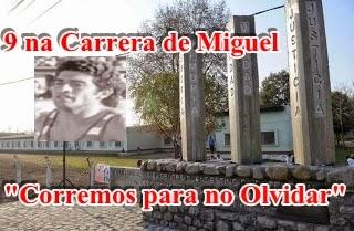 La Carrera de Miguel en Famaillá