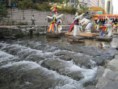 """Inilah Sungai Yang Dahulunya """"Jamban"""" Rakyat Korea Selatan"""