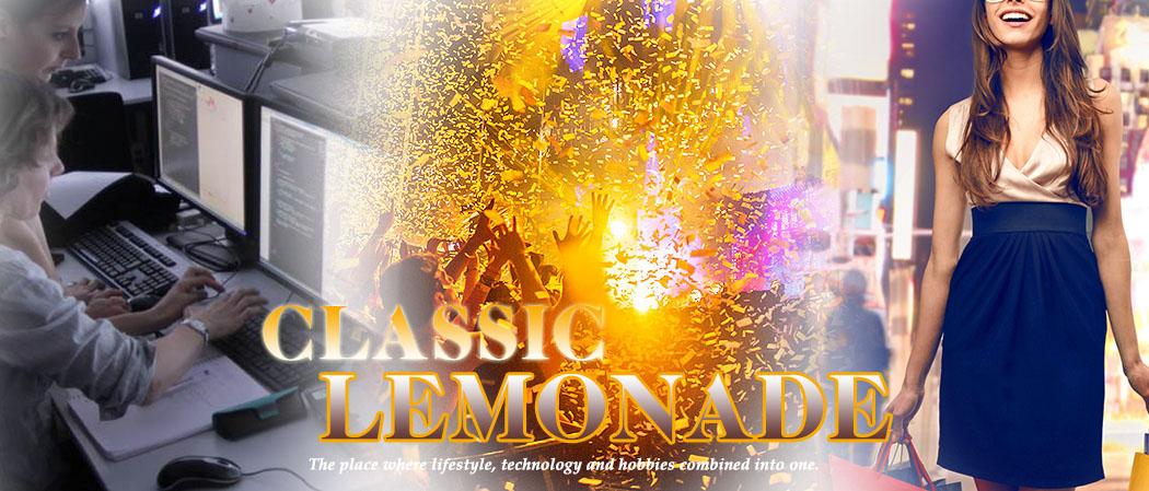 :: CLASSIC LEMONADE ::