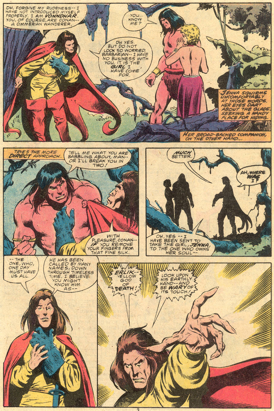 Conan the Barbarian (1970) Issue #120 #132 - English 4