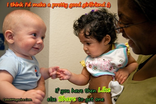 Real Funny Baby Pictures With Captions