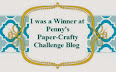 Penny's Paper- Crafty