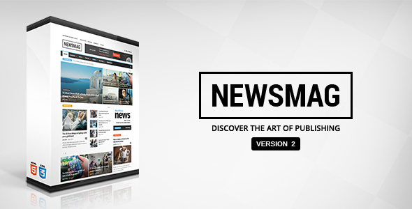 Newsmag V2.3.3 News Magazine Newspaper Wordpress Theme