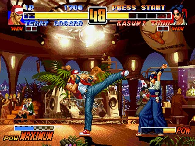 king of fighters pc game full version
