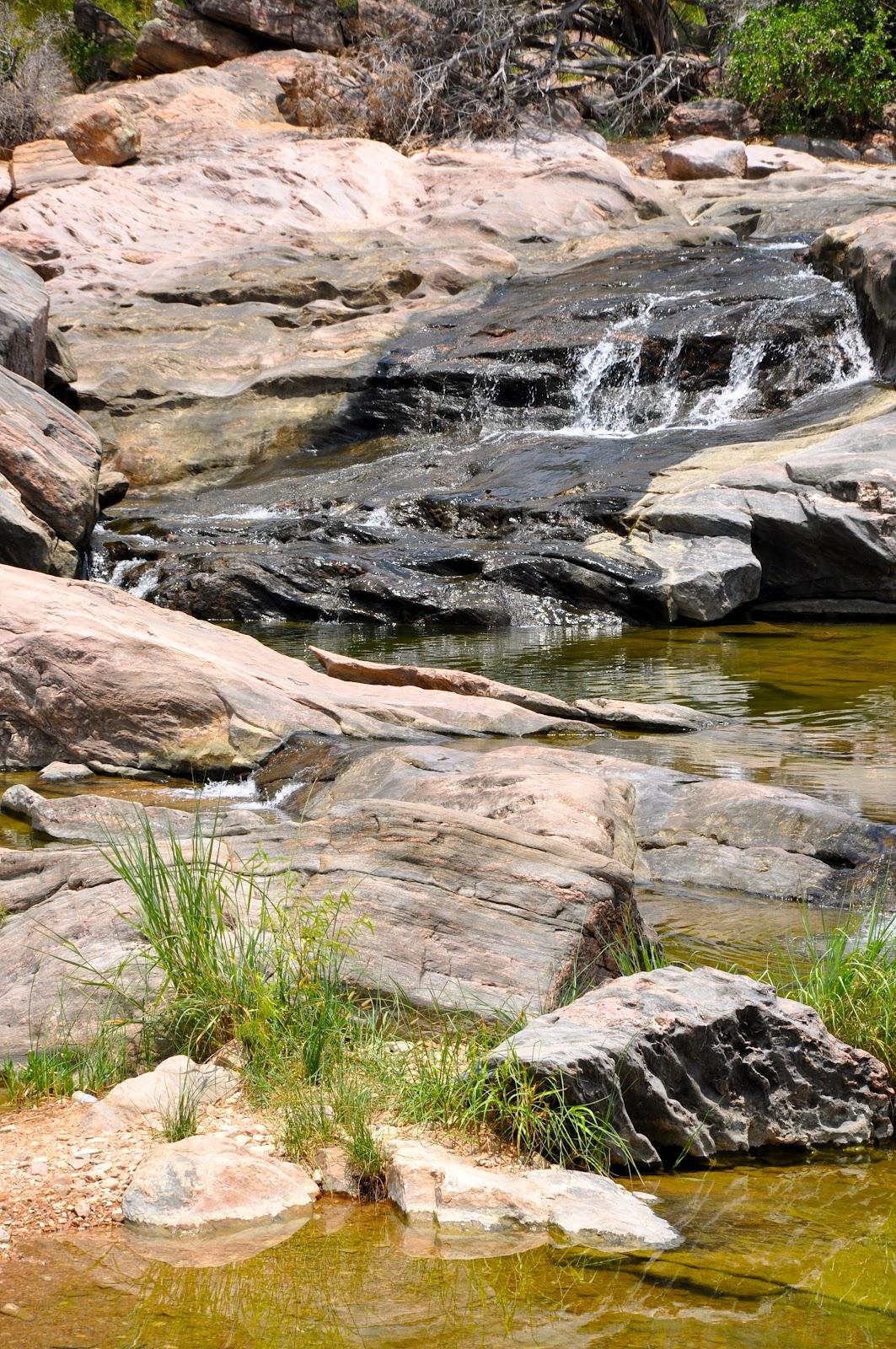 Sunshine Nomads Marble Falls Texas Inks Lake State Park
