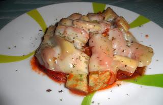 Zucchine alla pizzaiola