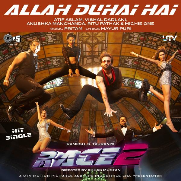 Race 2 Lyrics All Songs - Virtual Lyric House