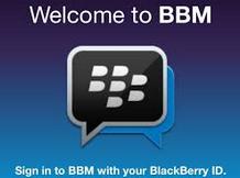 Cara Membuat Akun BBM Atau Blackberry Messenger Dengan Mudah