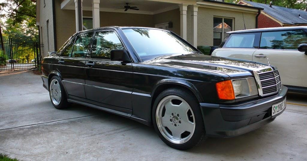 Benztuning Mercedes Benz 190e 2 3 16 On Amg Monoblock S