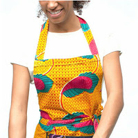 kitchen aprons handcrafted malawi fair trade