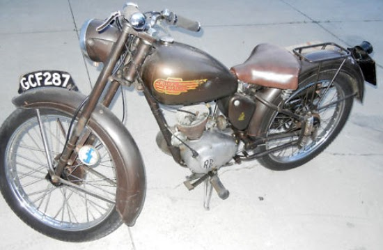 RoyalEnfields.com: Royal Enfield Ensign gave the Flying ...