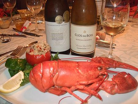 Club des d gustateurs de grands vins petit souper d 39 un for Idee repas samedi soir entre amis