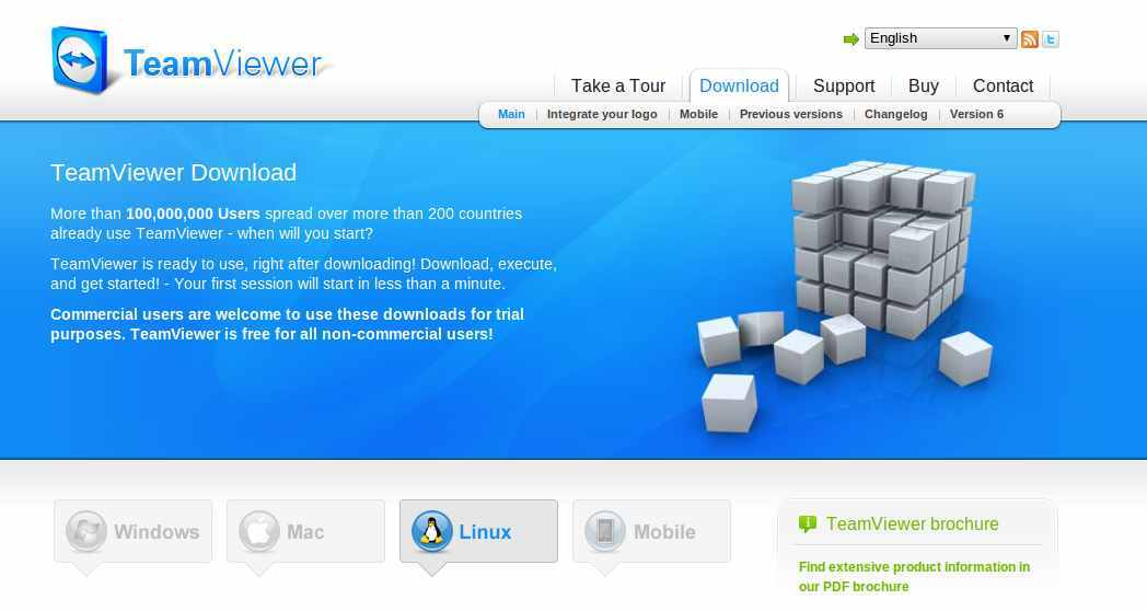 www teamviewer 7 download